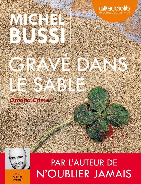 GRAVE DANS LE SABLE   LIVRE AUDIO 2 CD MP3